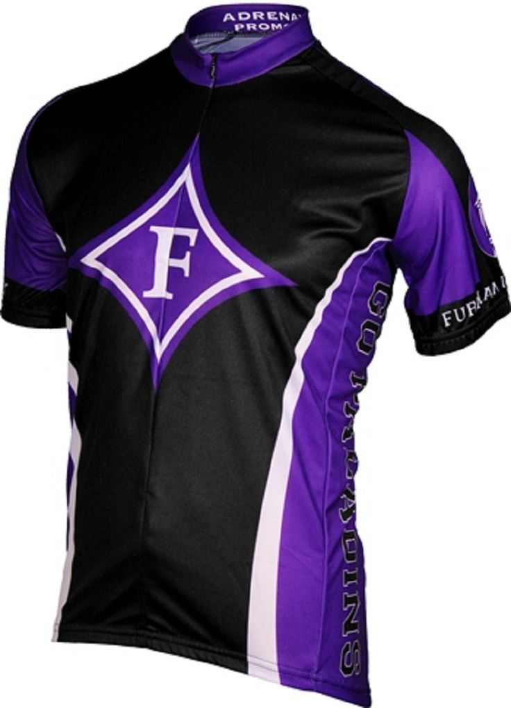 NCAA Men's Adrenaline Promotions Furman Paladins Cycling Jersey