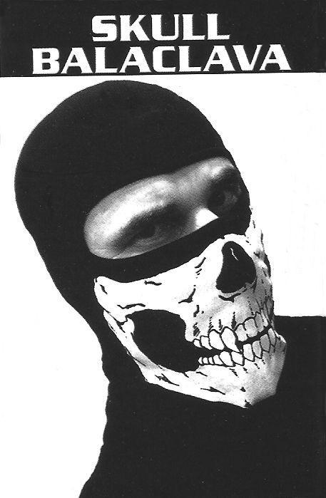 cagoule moto tete de mort bandana chopper skull balaclava face mask cadeau noel