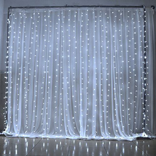 Diy Led Uplighting Rental Atlanta: 1000+ Ideas About Fairy Light Curtain On Pinterest