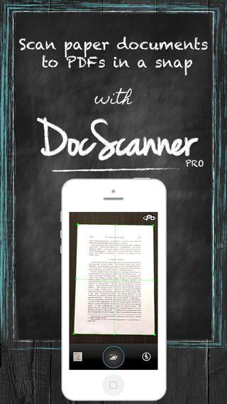 DocScanner PRO 스캔어플