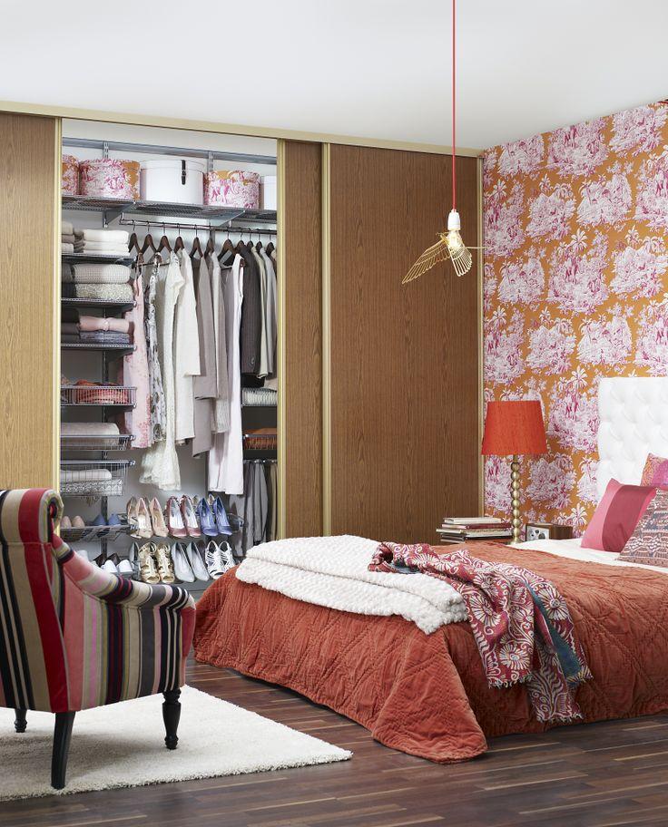 Garderob i brun nyans, vilken färg är din favorit?