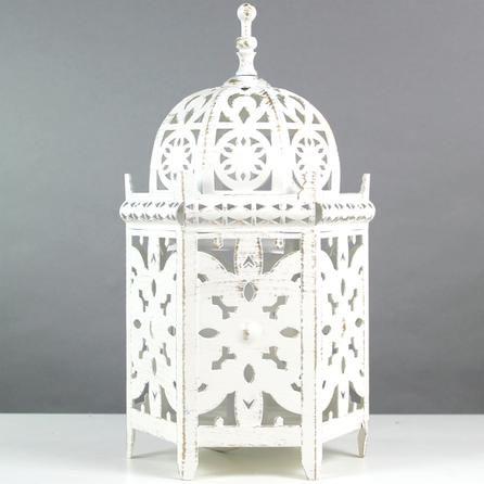 Casablanca Lantern Table Lamp #Dunelm #Decor #Home