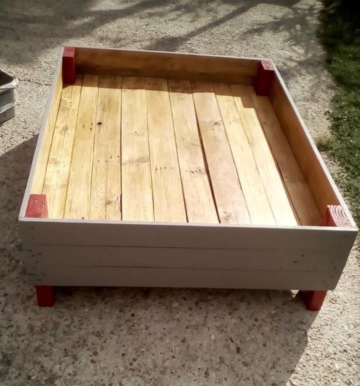 Dog Beds With Pallets