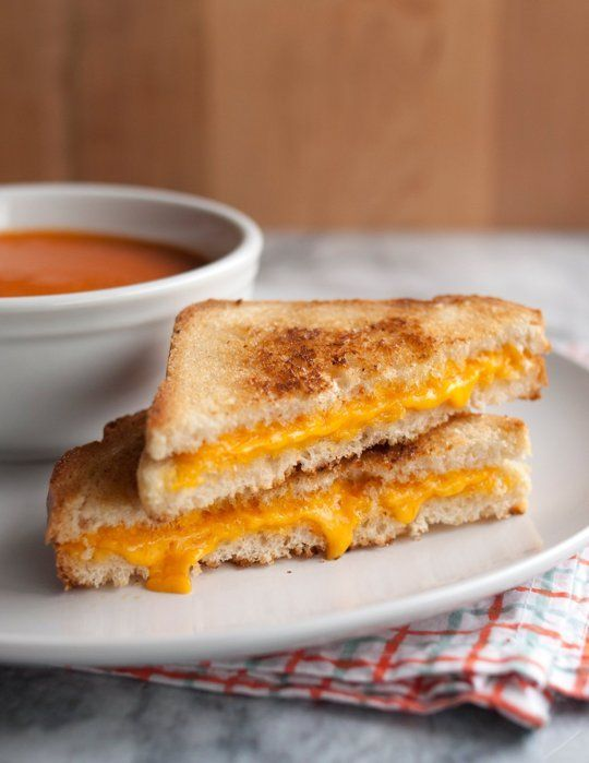 How To Make a Grilled Cheese Sandwich — Cooking Lessons from The Kitchn