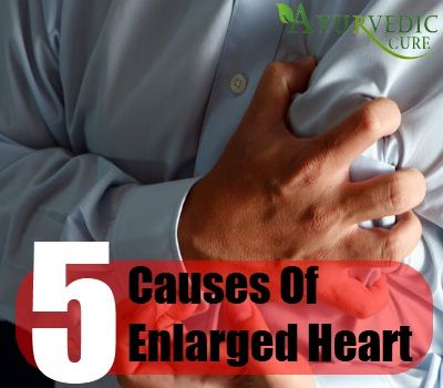 5 Important Causes Of Enlarged Heart