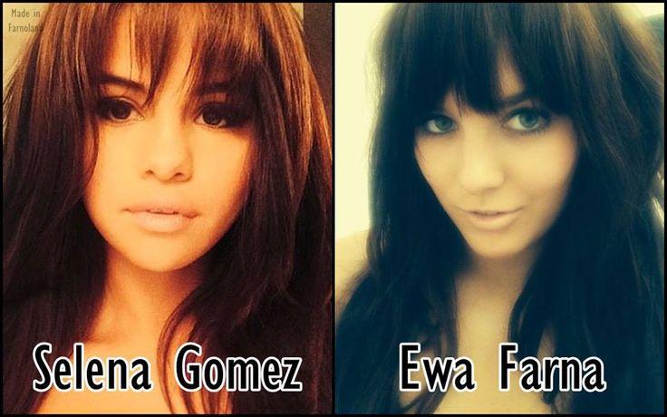 Ewa Farna Selena Gomez