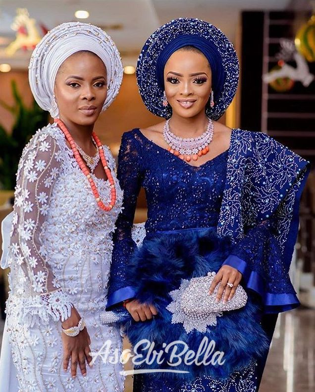 Hairstyle For Traditional Wedding: The Latest Aso Ebi Styles -Vol