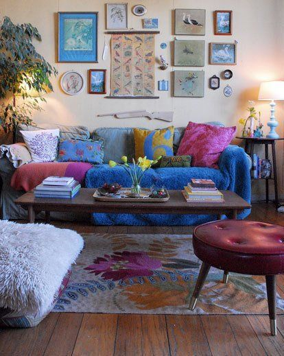 Lounging on the Floor — Roundup | Apartment Therapy