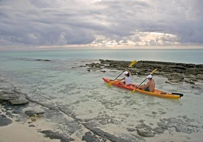 Kayaking. Visit our website at www.raniresorts.com
