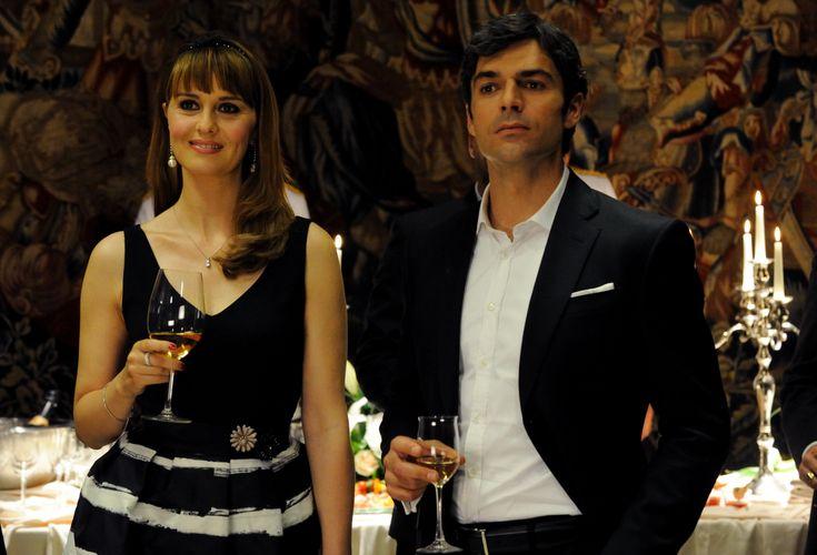 #PaolaCortellesi e #LucaArgentero sul set di Un #BossInSalotto, al cinema dal 1 Gennaio! #WarnerComedy