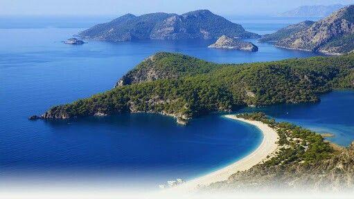 FETHİYE / TURKEY # awesome # beach # sea # beautiful # nature # turquoise