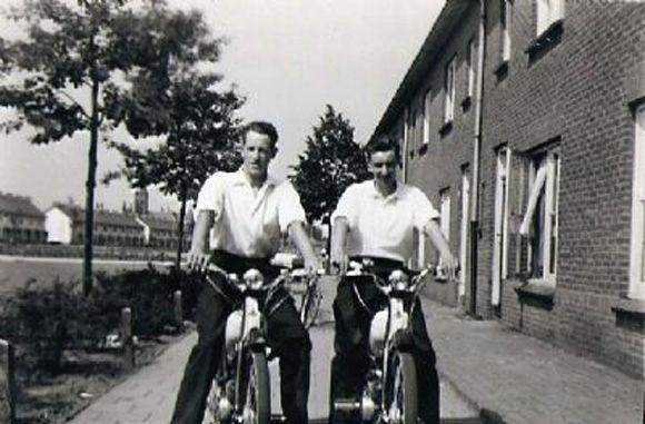 De nozems van de jaren 50.
