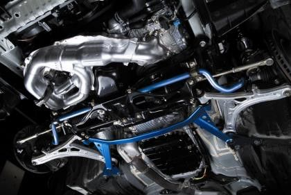 Cusco 2008 Legacy GT BP9/ 2008+ Subaru WRX GH8 Front 23mm Sway Bar (Turbo Models Only)