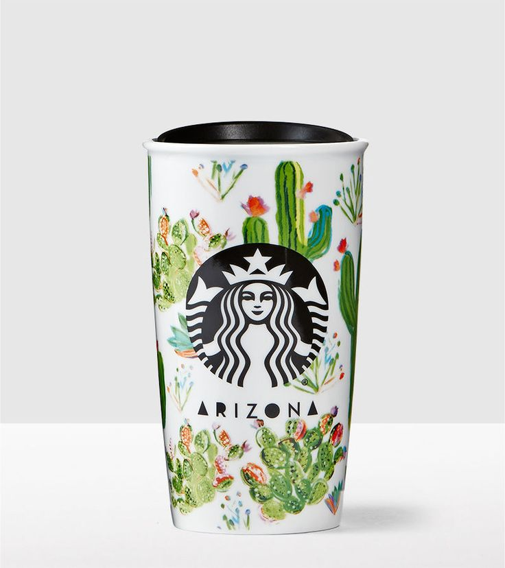 Design inspired by the Southwest | Starbucks® Store - Arizona Double Wall Traveler