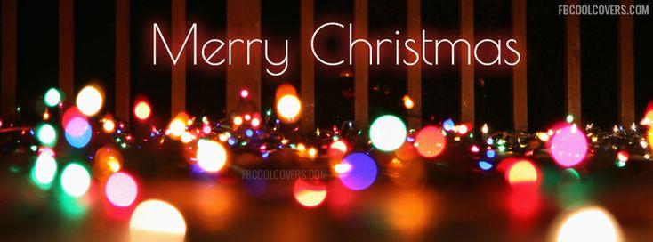 Christmas Lights FB Covers