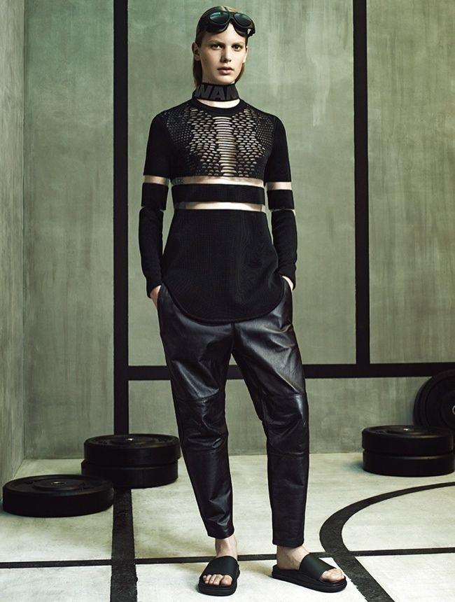 Veja o lookbook da parceria Alexander Wang x H&M!