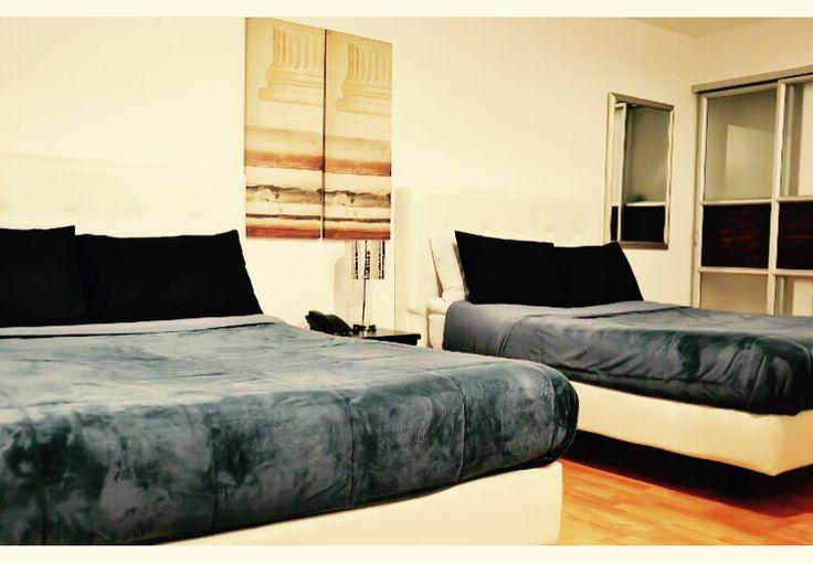 Con la mejor comodidad para que tu estadía sea perfecta. Visita nuestra página: www.globalhotelero.com👌🏻🙌🏻