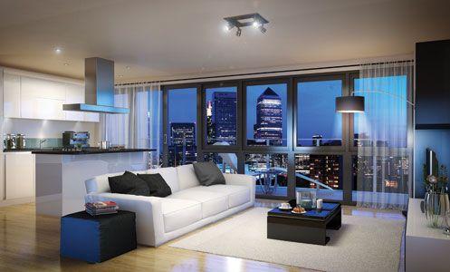 Средняя цена недвижимости в Лондоне примерно 14 годовых зарплат лондонца - angliadom.com