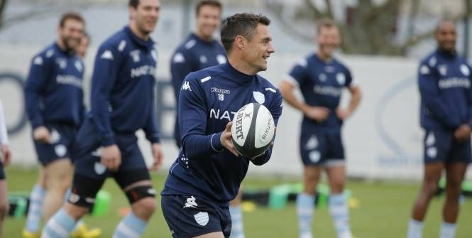 Rugby - CE - R92 - Coupe d'Europe : Dan Carter titulaire avec le Racing 92 contre Northampton