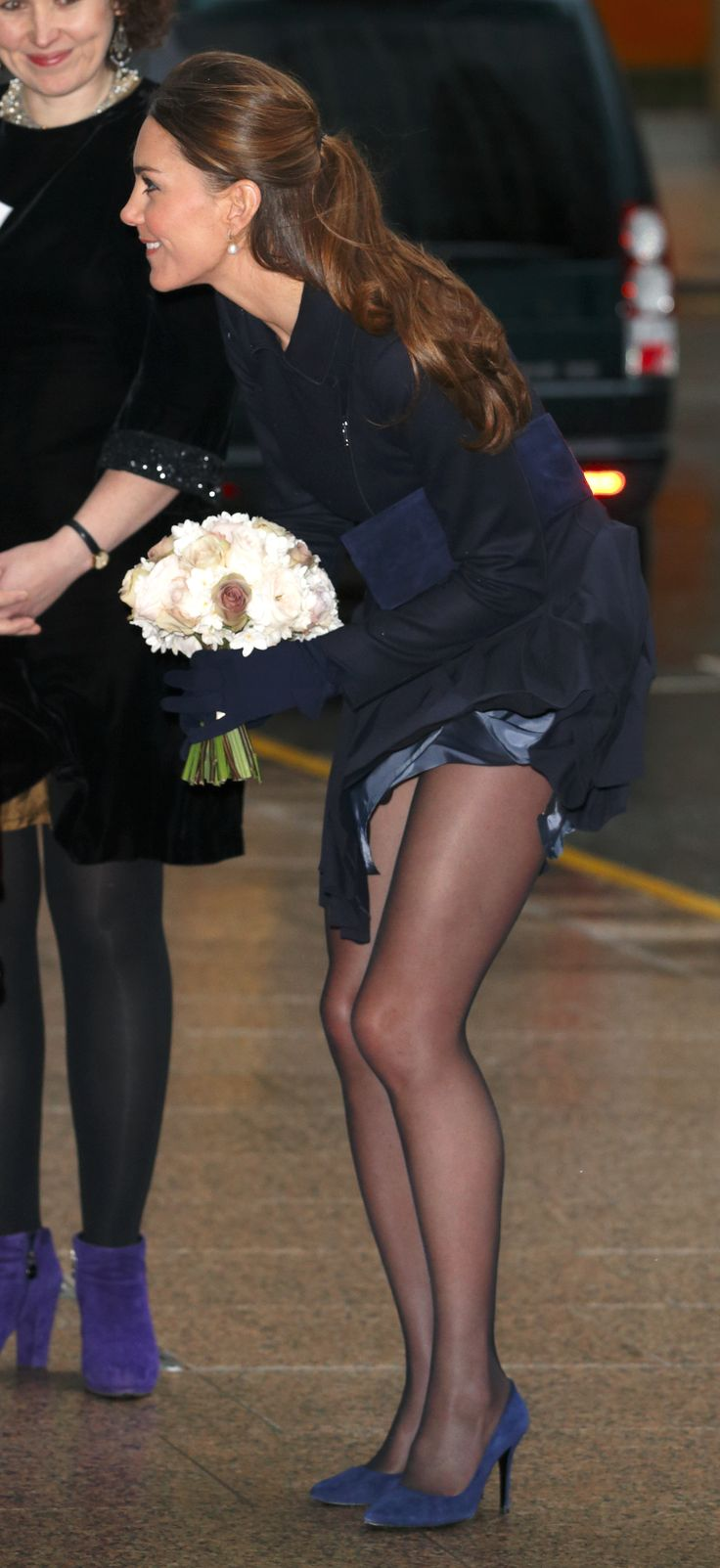 Kate Middleton attending an event in 2013   - Cosmopolitan.com