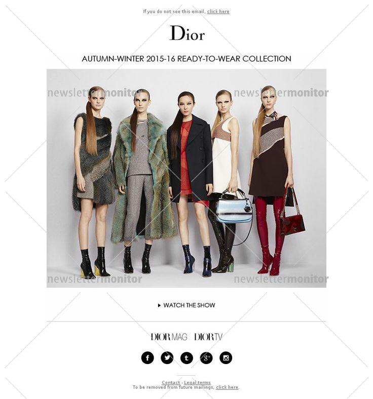 Autumn-Winter 2015-16 Ready-To-Wear Show