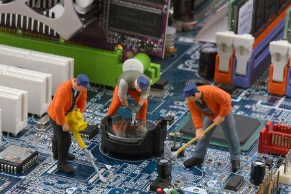 Web sobre #mantenimiento informático