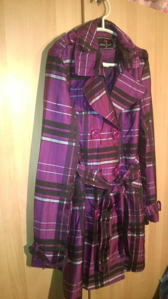 women's raincoat M #missright #Raincoat