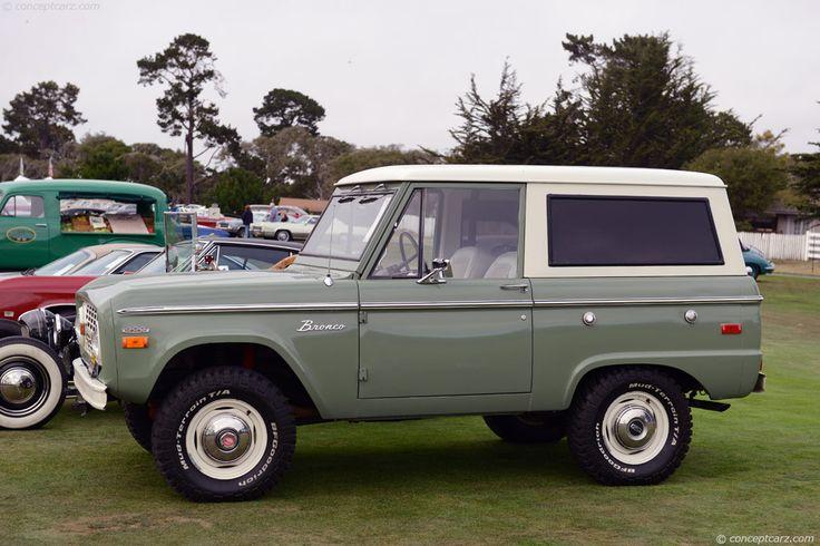1970 Ford Bronco Image