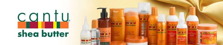 Cantu-Shea Butter - Leave in Conditioner/Shampoo.