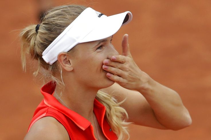 PARIS (AP)(STL.News) — The Latest from the French Open (all times local):    ___    6:30 p.m.    Former top-ranked Caroline Wozniacki considers Svetlana Kuznetsova the favorite for their fourth-round match at the French Open on Sunday.    Wozniacki...