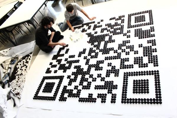 Nespresso Code by Manel Portomeñe, via Behance