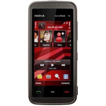 Black Friday Nokia 5530 Sim Free Mobile Phone - Black/Red Deals week 3310