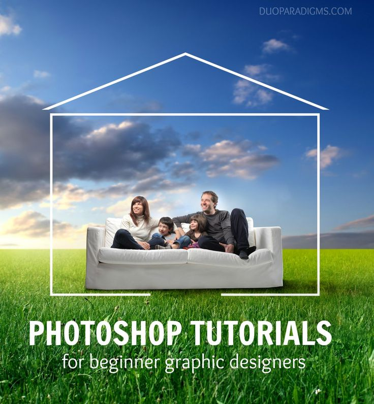 23 Photoshop Tutorials for Beginner Graphic Designers |  For more tutorials, follow us at http://www.pinterest.com/duoparadigms