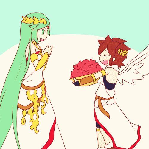 Kid Icarus Hearts