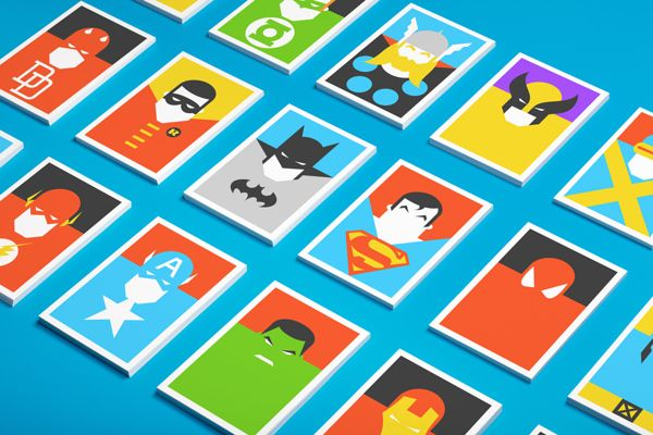 Re-Vision: Pop Culture Icons by Forma & Co