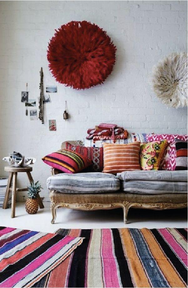 les 20 meilleures id es de la cat gorie decor ethnique sur. Black Bedroom Furniture Sets. Home Design Ideas