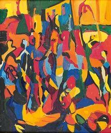 Jacob Weidemann, komposisjon 1947