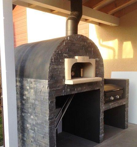 fabriquer un four a pizza exterieur nouveaux mod les de maison. Black Bedroom Furniture Sets. Home Design Ideas