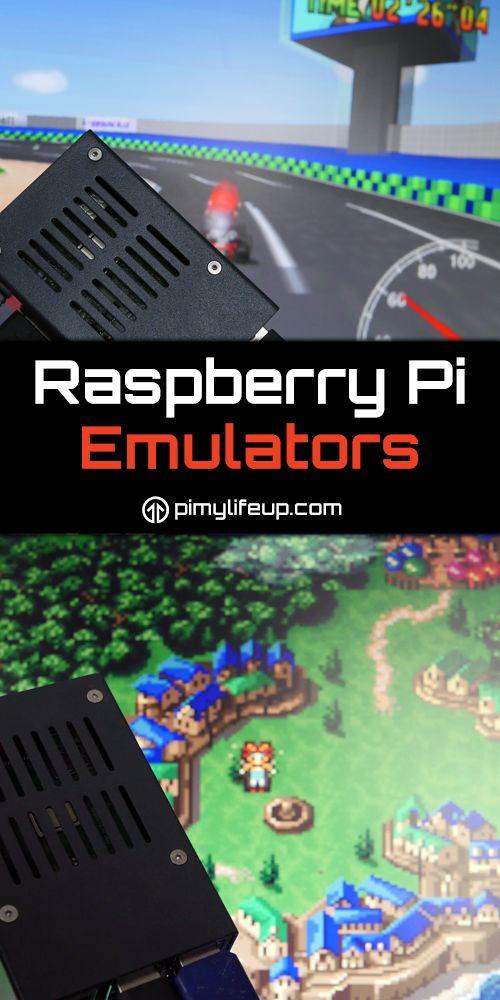 6 Awesome Raspberry Pi Emulators
