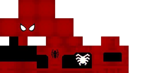 скины человеком пауков для майнкрафт #3