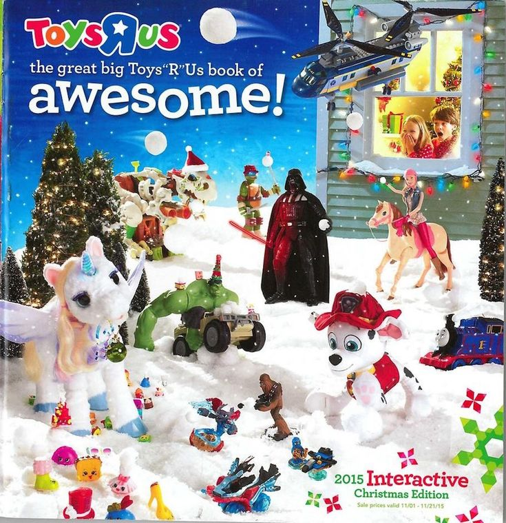 Woohoo! The biggest toy book of the holidays is now HERE! Check out the Toys R Us Holiday 2015 Toy Book is now HERE! Start planning those shopping trips now! How To Be Prepared For Black Friday!Step 1) Join Our Hot Deals Group On FacebookStep 2) Sign Up For Our Black Friday Only Emails! Thanks, …