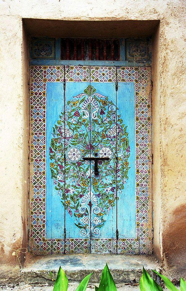 DE TODO UN POCO: 25 de las puertas más interesantes del mundo