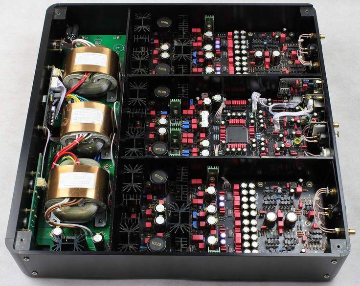 Audio GD Master 7 DAC