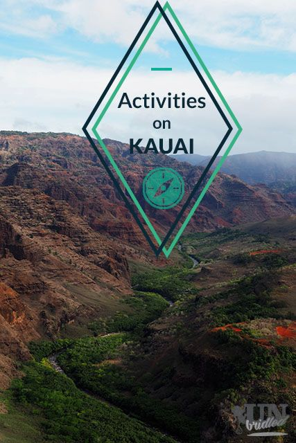 Mountains, canyons, beaches and sun - Kauai has everything! It's a playground for adventurers!