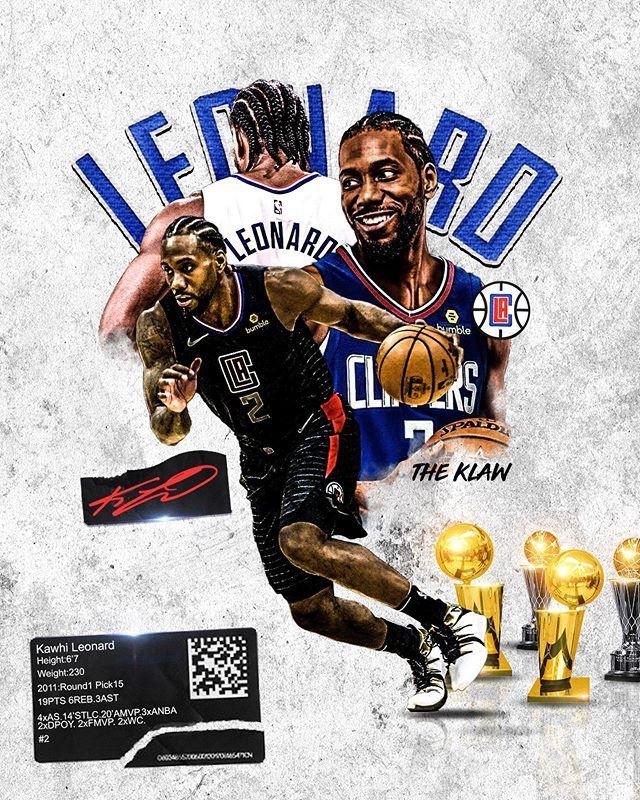Girolamo On Instagram Poster Ft Kawhi Leonard Feedback Much Appreciated Nba Nbabasketball Kawhi Mvp Basketball Nfl Football 49ers Neymar Jr Wallpapers