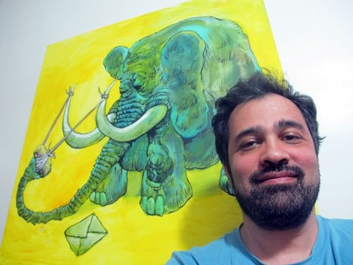 Elephant/Suicide