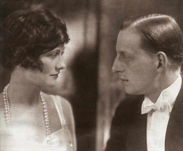 Gabrielle 'Coco' Chanel and Grand Duke Dimitri Pavlovitch, nephew of the Russian tsar Nicolas II of Russia - 1920 - (Grand Duke Dimitri Pavlovitch who may have assassinated Rasputin)