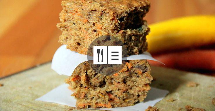 Zucchini Carrot Cake #desserts #recipes #vegan