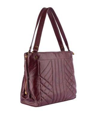 13e53feaf Bolsa duas em uma de couro Andrea Vinci chocolate - Enluaze | Bolsas e  acessórios de
