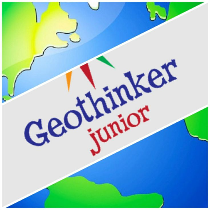 """Geothinker Jr. is an innovative new way to educate and stimulate your children while they are being entertained.  Through our audio adventures to foreign countries, your child will be exposed to new cultures, climates, and creatures from around the world. These unique expeditions are interactive, asking kids to draw what they """"see"""" on their journey and stimulating cognitive development and artistic creativity."""